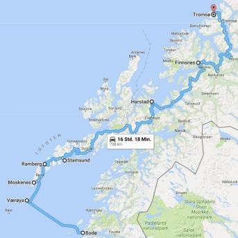 lofoten route-1